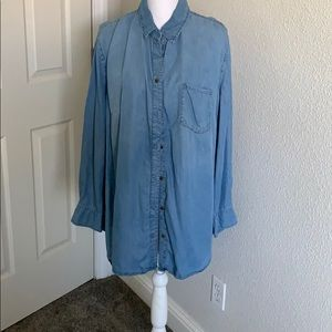 Button up tunic